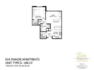eva manor apartments, senior apartments in pleasant prairie, pleasant prairie senior apartments