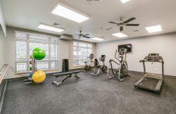 senior living apartments in kenosha, kenosha senior apartments, eva manor fitness center